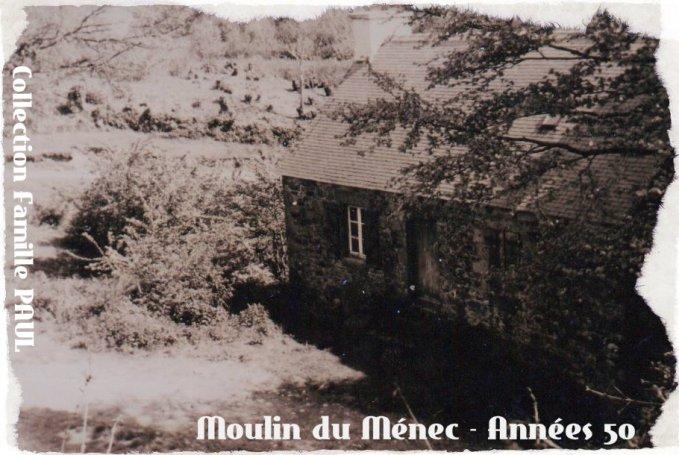 moulin du menec 1950